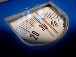 Anorexia, nízka váha