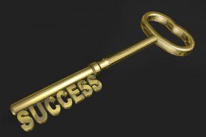 Kľúč k úspechu