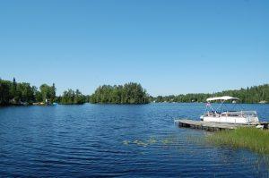 Jazero Ontario