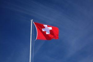 Švajčiarsko, zástava